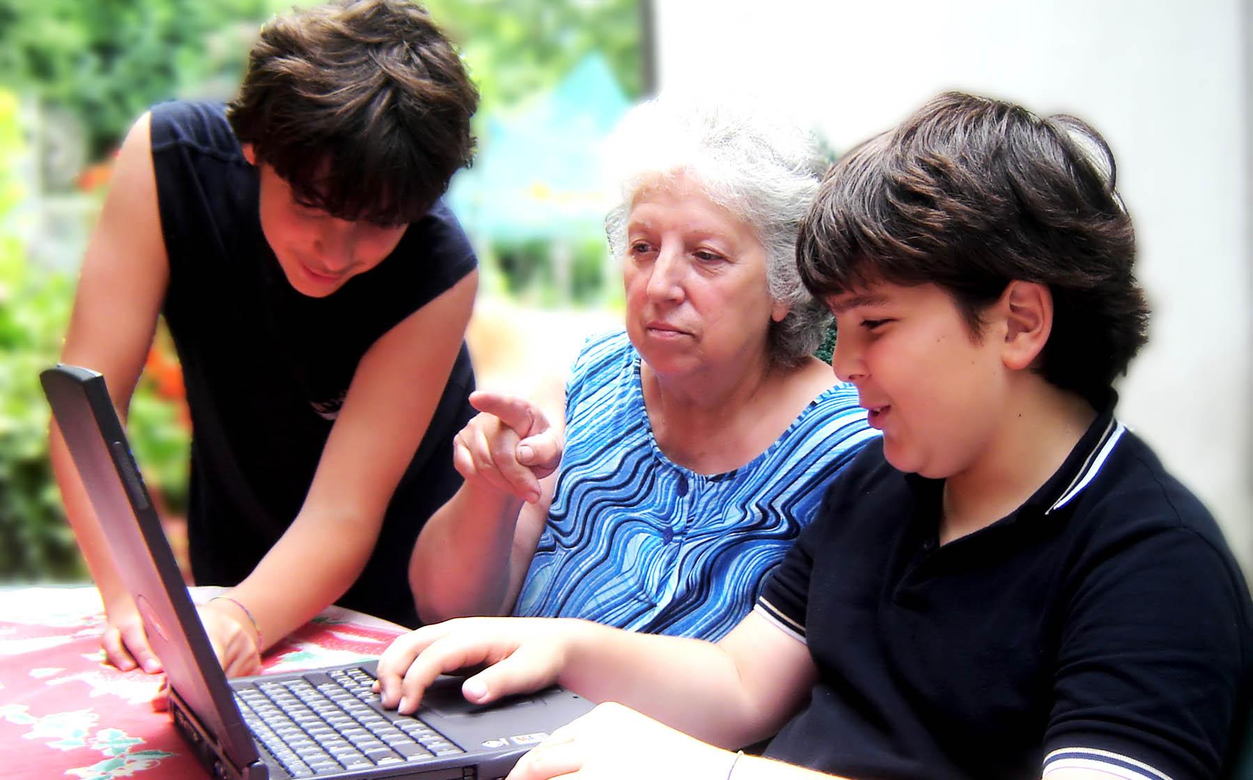 Tecnología wearable para personas mayores